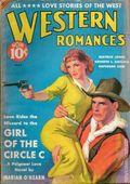 Western Romances (1929-1939 Dell) Pulp Vol. 24 #72