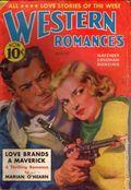 Western Romances (1929-1939 Dell) Pulp Vol. 25 #75