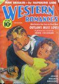 Western Romances (1929-1939 Dell) Pulp Vol. 26 #78