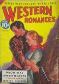 Western Romances (1929-1939 Dell) Pulp Vol. 27 #80