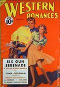 Western Romances (1929-1939 Dell) Pulp Vol. 27 #81