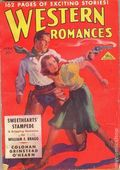 Western Romances (1929-1939 Dell) Pulp Vol. 28 #83