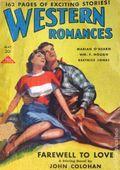 Western Romances (1929-1939 Dell) Pulp Vol. 28 #84