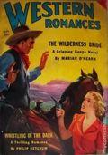 Western Romances (1929-1939 Dell) Pulp Vol. 30 #90