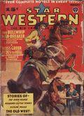 Star Western (1933-1954 Popular) Pulp Vol. 20 #1