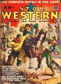 Star Western (1933-1954 Popular) Pulp Vol. 24 #2