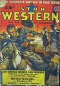 Star Western (1933-1954 Popular) Pulp Vol. 25 #3