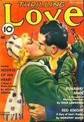 Thrilling Love (1931-1955 Metropolitan-Standard) Pulp Vol. 29 #1