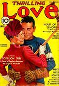 Thrilling Love (1931-1955 Metropolitan-Standard) Pulp Vol. 29 #2