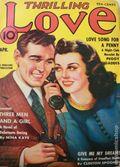 Thrilling Love (1931-1955 Metropolitan-Standard) Pulp Vol. 33 #3