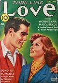 Thrilling Love (1931-1955 Metropolitan-Standard) Pulp Vol. 35 #3