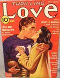 Thrilling Love (1931-1955 Metropolitan-Standard) Pulp Vol. 36 #1