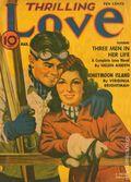 Thrilling Love (1931-1955 Metropolitan-Standard) Pulp Vol. 37 #2