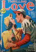 Thrilling Love (1931-1955 Metropolitan-Standard) Pulp Vol. 38 #1