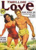 Thrilling Love (1931-1955 Metropolitan-Standard) Pulp Vol. 39 #1