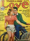 Thrilling Love (1931-1955 Metropolitan-Standard) Pulp Vol. 39 #3