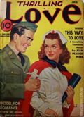 Thrilling Love (1931-1955 Metropolitan-Standard) Pulp Vol. 40 #3