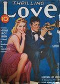 Thrilling Love (1931-1955 Metropolitan-Standard) Pulp Vol. 41 #3