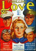 Thrilling Love (1931-1955 Metropolitan-Standard) Pulp Vol. 42 #3