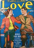 Thrilling Love (1931-1955 Metropolitan-Standard) Pulp Vol. 44 #3