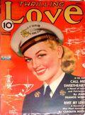 Thrilling Love (1931-1955 Metropolitan-Standard) Pulp Vol. 45 #3