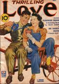 Thrilling Love (1931-1955 Metropolitan-Standard) Pulp Vol. 46 #1