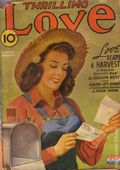 Thrilling Love (1931-1955 Metropolitan-Standard) Pulp Vol. 46 #3
