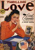 Thrilling Love (1931-1955 Metropolitan-Standard) Pulp Vol. 47 #1