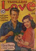 Thrilling Love (1931-1955 Metropolitan-Standard) Pulp Vol. 47 #2