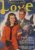 Thrilling Love (1931-1955 Metropolitan-Standard) Pulp Vol. 57 #3