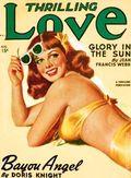 Thrilling Love (1931-1955 Metropolitan-Standard) Pulp Vol. 66 #3