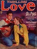 Thrilling Love (1931-1955 Metropolitan-Standard) Pulp Vol. 73 #3