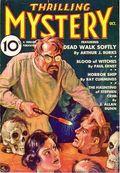 Thrilling Mystery (1935-1947 Standard) Pulp Vol. 1 #1