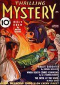Thrilling Mystery (1935-1947 Standard) Pulp Vol. 1 #3