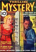 Thrilling Mystery (1935-1947 Standard) Pulp Vol. 2 #1