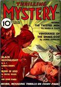 Thrilling Mystery (1935-1947 Standard) Pulp Vol. 2 #2