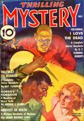 Thrilling Mystery (1935-1947 Standard) Pulp Vol. 3 #1