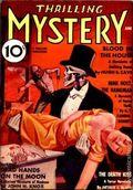Thrilling Mystery (1935-1947 Standard) Pulp Vol. 3 #2