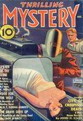 Thrilling Mystery (1935-1947 Standard) Pulp Vol. 4 #1