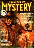 Thrilling Mystery (1935-1947 Standard) Pulp Vol. 4 #2