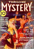 Thrilling Mystery (1935-1947 Standard) Pulp Vol. 4 #3