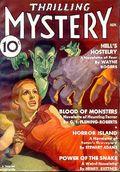 Thrilling Mystery (1935-1947 Standard) Pulp Vol. 5 #1