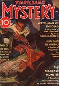 Thrilling Mystery (1935-1947 Standard) Pulp Vol. 5 #2