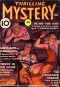 Thrilling Mystery (1935-1947 Standard) Pulp Vol. 5 #3