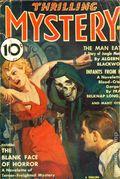 Thrilling Mystery (1935-1947 Standard) Pulp Vol. 6 #2