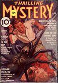Thrilling Mystery (1935-1947 Standard) Pulp Vol. 6 #3