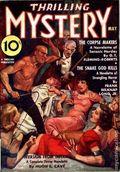 Thrilling Mystery (1935-1947 Standard) Pulp Vol. 7 #2