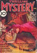 Thrilling Mystery (1935-1947 Standard) Pulp Vol. 7 #3
