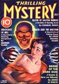 Thrilling Mystery (1935-1947 Standard) Pulp Vol. 8 #1