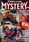 Thrilling Mystery (1935-1947 Standard) Pulp Vol. 8 #2
